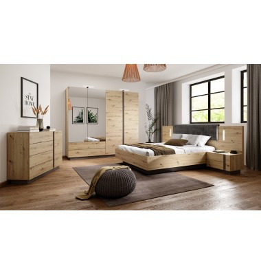 Miegamojo baldų komplektas...