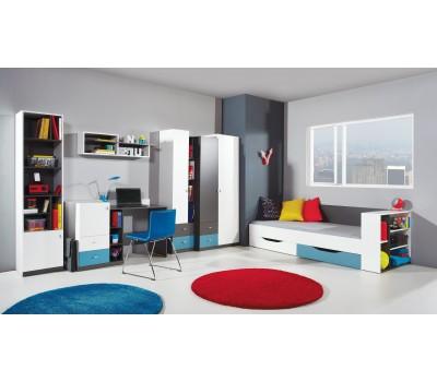 META vaikų kambario baldai