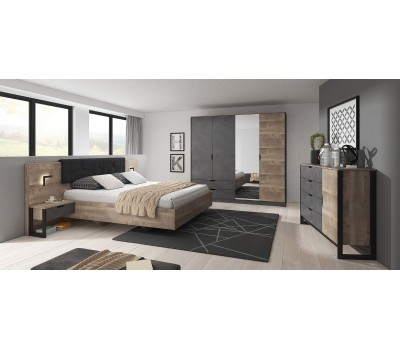 LAARD - miegamojo baldai