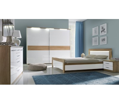 NEW MANHATTAN miegamojo baldai